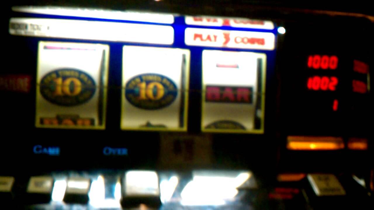 San Manuel Casino Mini Jackpot Youtube