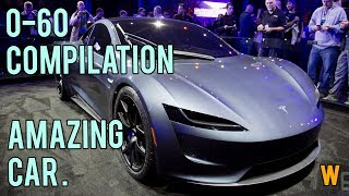 Tesla Roadster 2017 in 2 minutes.