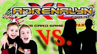 Reto Adrenalyn XL Mikel y Leo VS Espectadores .