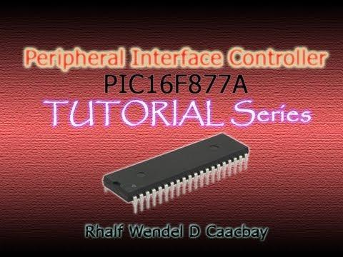 MikroC - PIC - PIC16F877A - 05 - UART (READ)