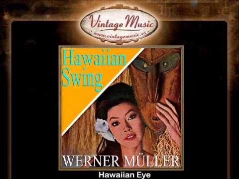 Werner Müller And His Dance Orchestra -- Hawaiian Eye