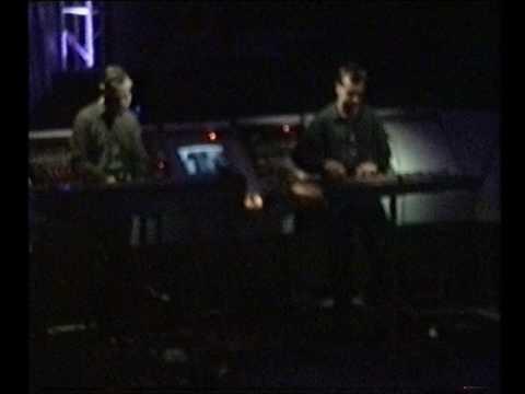 Kraftwerk - Home Computer Live Sheffield City Hall 16.07.91