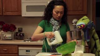 Cooking2connect - Delicious Lowfat Chocolate Chip Cookies