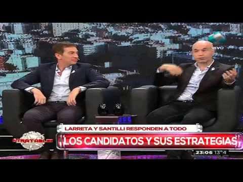 Rodríguez Larreta-Santilli y los temas calientes de la Ciudad