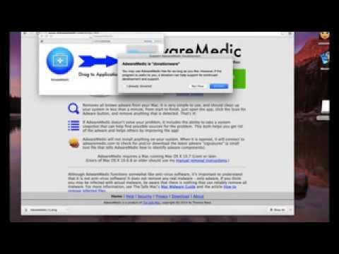 c mo quitar adware malware virus en mac osx gratis para imac macbook pro macbook air espa ol cc. Black Bedroom Furniture Sets. Home Design Ideas