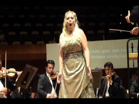 Elisabet Strid -  Liebestod Tristán e Isolda