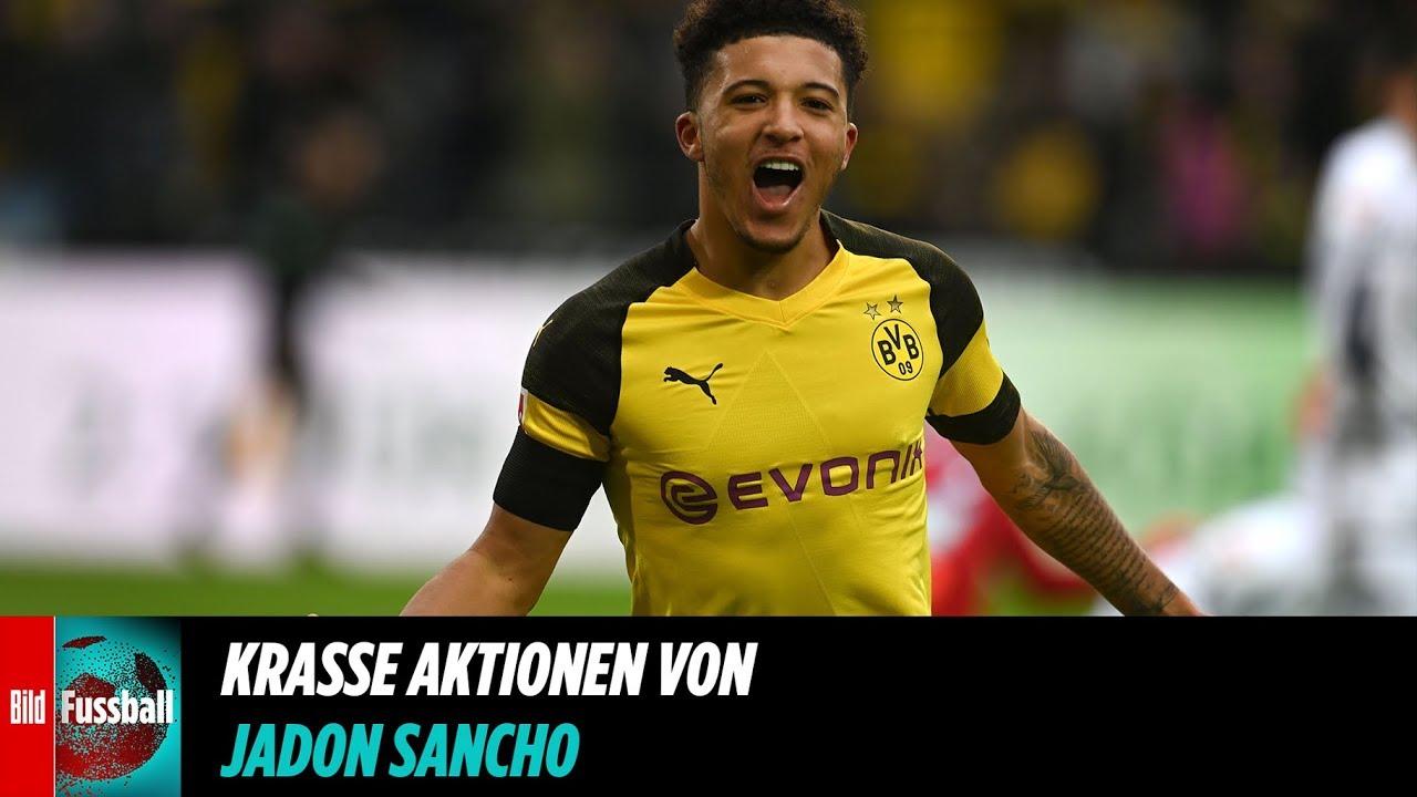 Jadon Sancho Best of BVB (Tottenham, bitte mal weggucken. Danke!
