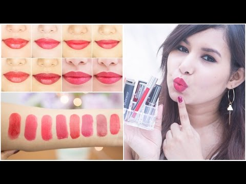 Red Lipstick For Indian Skin Tone | Sonal Sagaraya