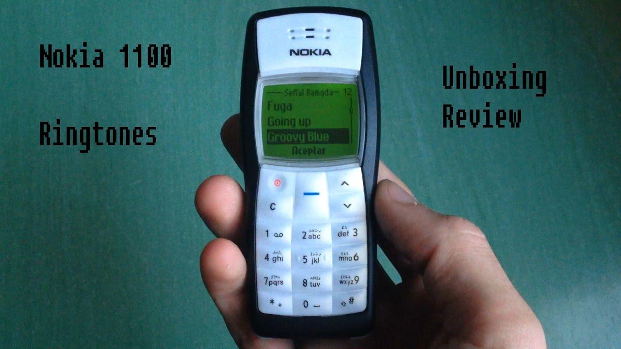 nokia ringtone old mobile