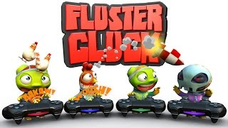 Fluster Cluck Gameplay And Review
