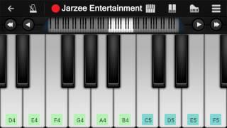 لحن where are you now في piano perfect