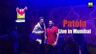 Guru Randhawa | Patola Live in Mumbai 2018