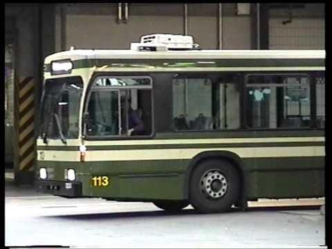 Bus and trolleybus garage eigerplatz bern hi8 video for Garage ad buc