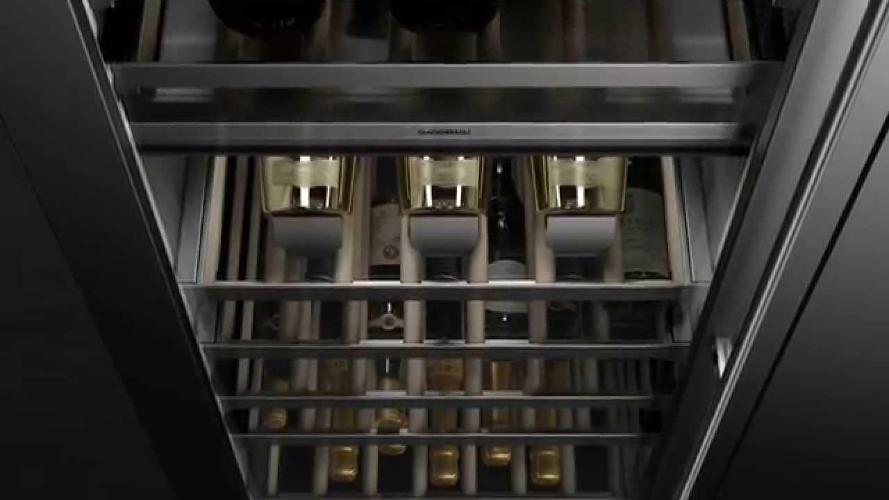 Gaggenau Vario Kalte Serie 400 Bei Fust Kaufen Youtube
