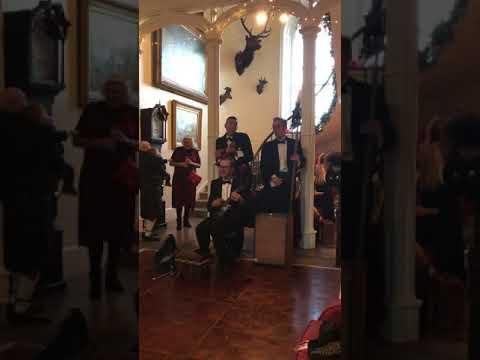 Leighton Hall, Lancashire - Wedding Entertainment