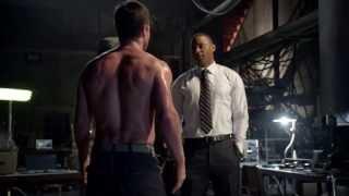 Arrow - All workout scenes (Season 1)