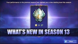 WHAT TO EXPECT IN SEASON 13 - ARE YOU READY TO GRIND STARS?