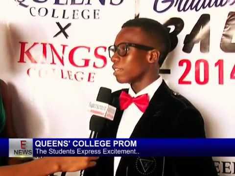 JoelXclusive  Watch Queens College Lagos & Kings College Graduation Ball