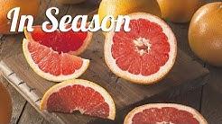 3 Grapefruit Recipes | In Season