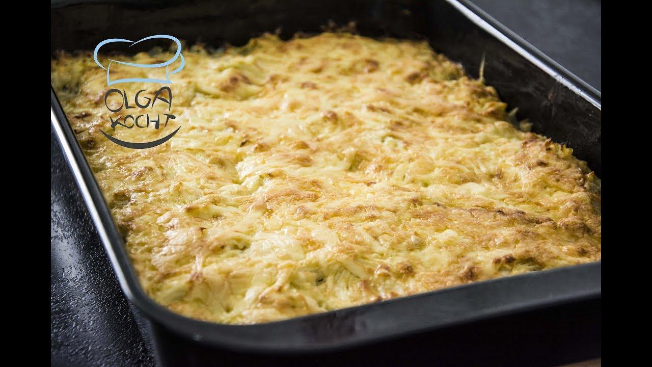 Kartoffeln auf Französisch | Mit Putenfleisch