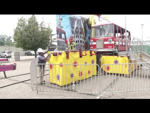Colorado State Fair kicks of Friday in Pueblo
