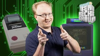 ben heck reverse engineers game boy printer