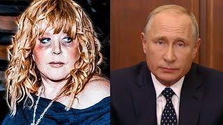 ОБРАЩЕНИЕ Пугачевой к Путину вызвало шквал обсуждений! - От такого все в ШОКЕ!!!