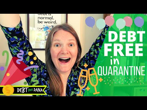 7 Fun Ideas to Celebrate Getting DEBT FREE (at home)
