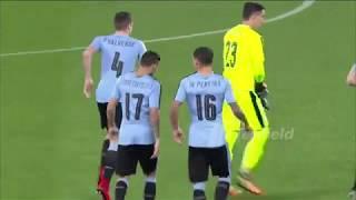 Amistoso - Austria 2:1 Uruguay