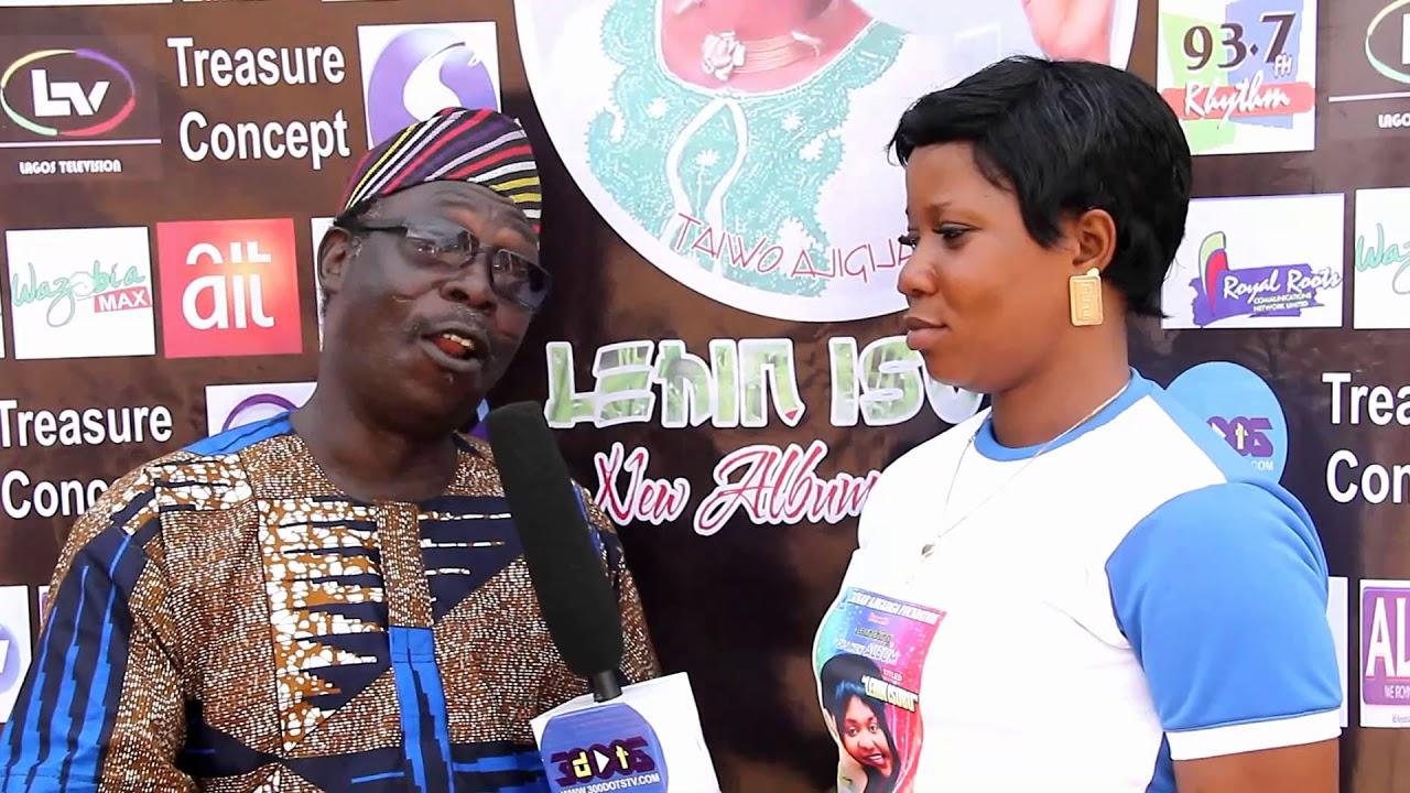 Download Ajigijaga Taiwo launch new Ablum title lehin isubu
