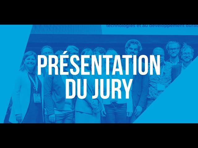 Présentation du jury