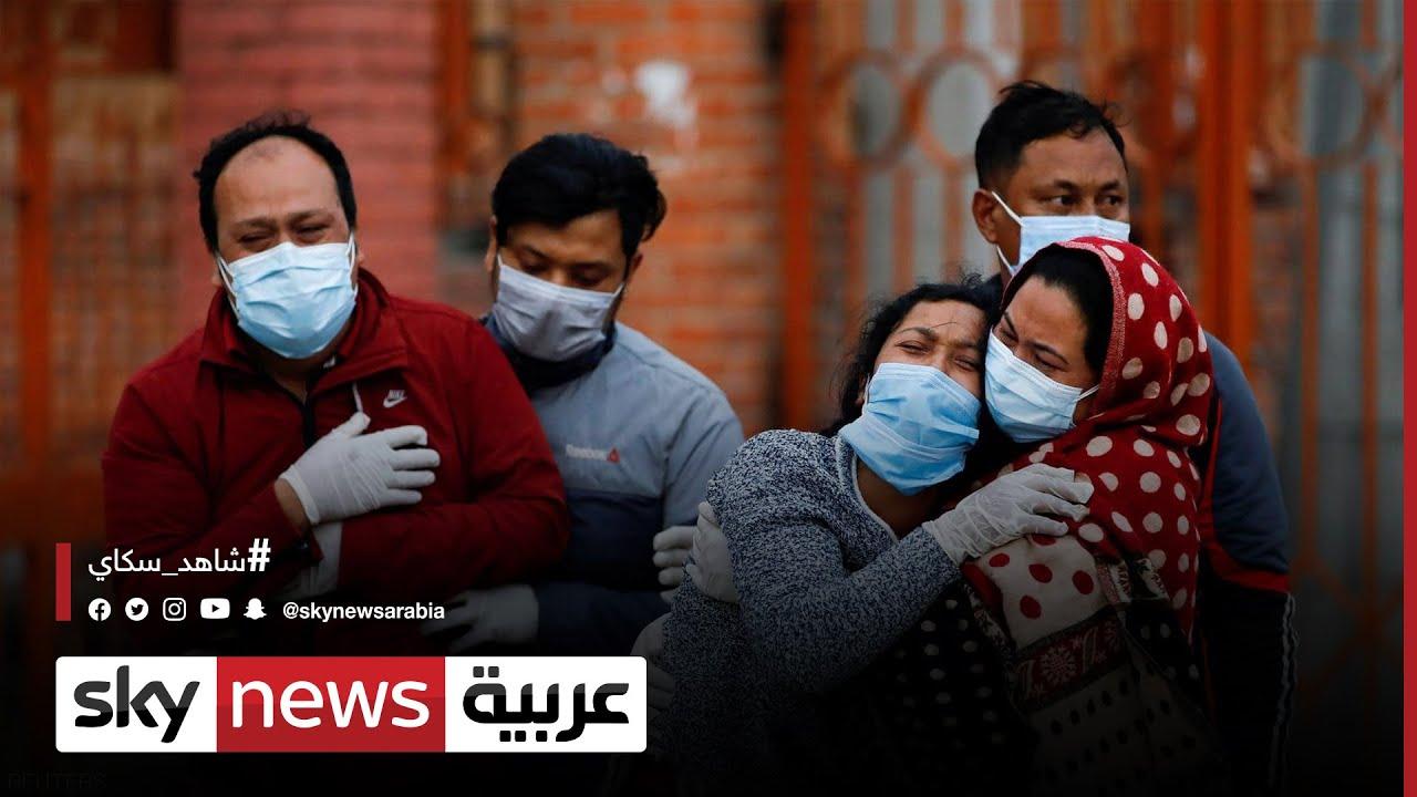 الهند تسجل أكثر من 414 ألف إصابة و3900 وفاة جديدة  - نشر قبل 4 ساعة