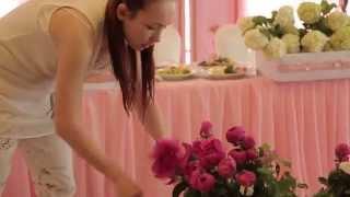 Свадьба в Астрахани. Оформление банкетного зала Чайхана Шоли(, 2015-05-20T17:32:01.000Z)