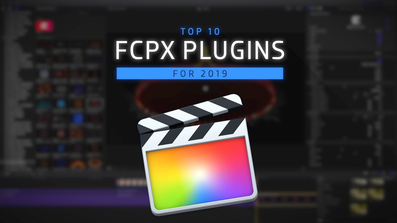 final cut pro x free effects plugins