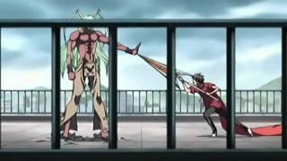 Busou Renkin - Kazuki Rise Against Savior HDmp4