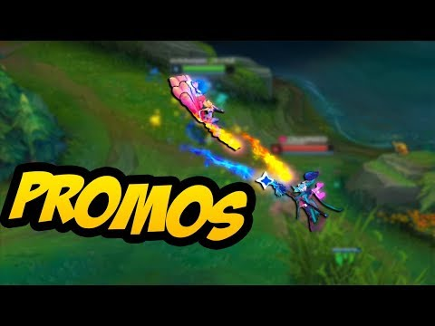 LoL - Road To Gold 8 - Back In Promos