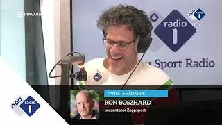 """Ron Boszhard speelt """"alleen maar spelletjes"""" met de Oranjeleeuwinnen"""