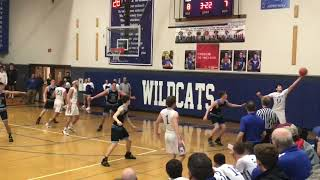 Highlights of Lynden Christian's 81-76 OT win over La Center