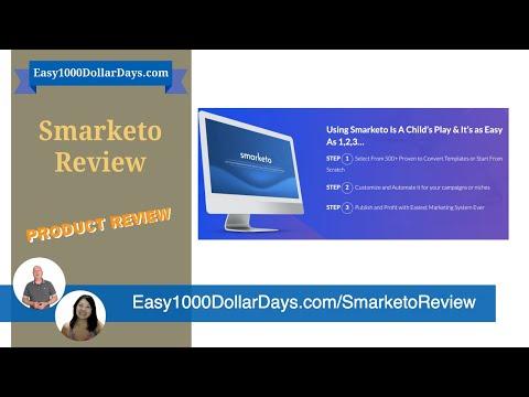 Smarketo Review | Smarketo Walkthrough and Bonuses. http://bit.ly/2PkFIUU