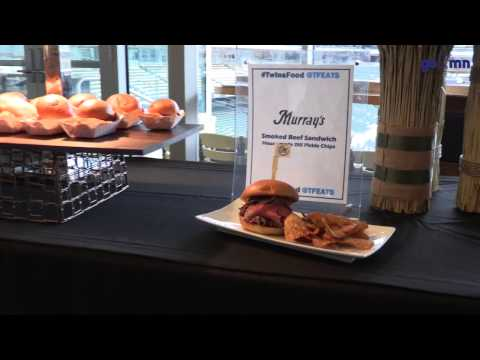 New Foods at Target Field