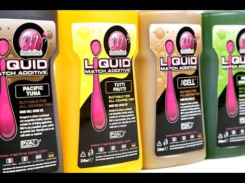 Mainline Baits TV The Liquid Match Additives