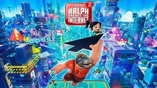 RALPH BREAKS THE INTERNET - Movie Review!