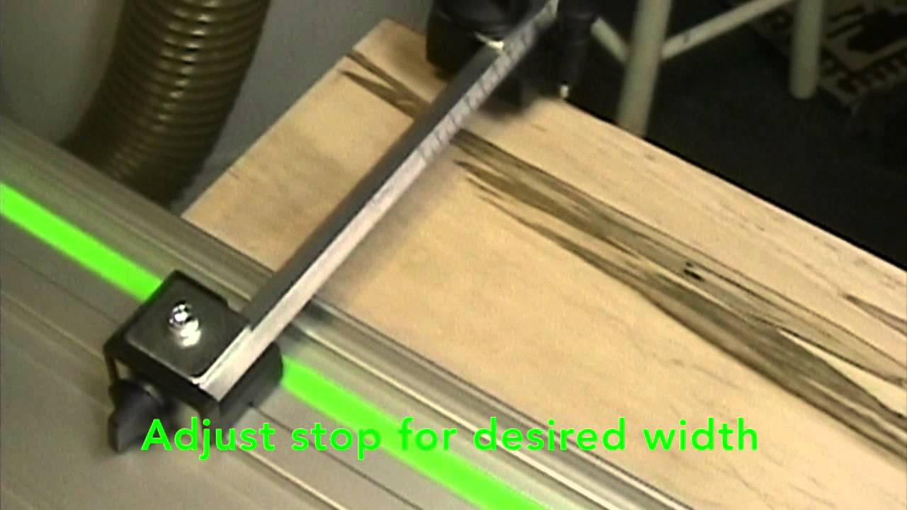 youtube festool parallel guide system
