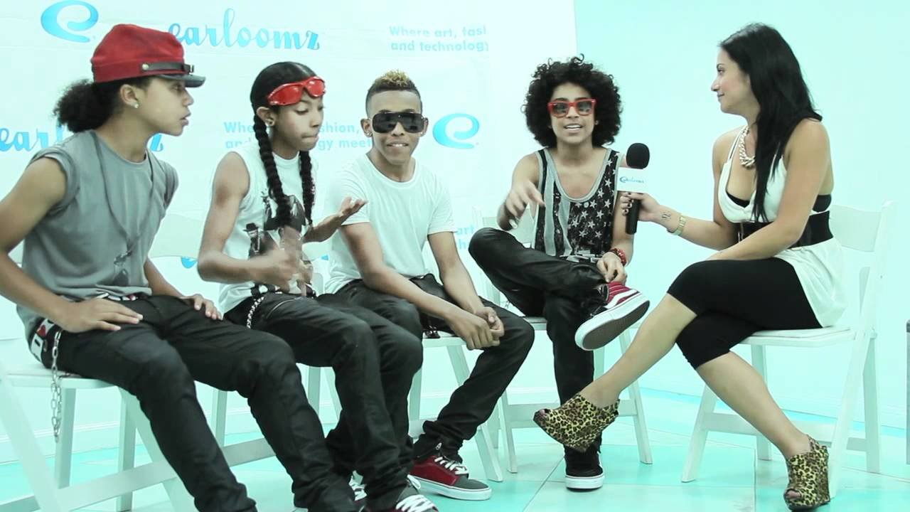 mindless behavior interview earloomz