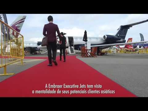 Legacy 500 at Singapore Airshow 2016