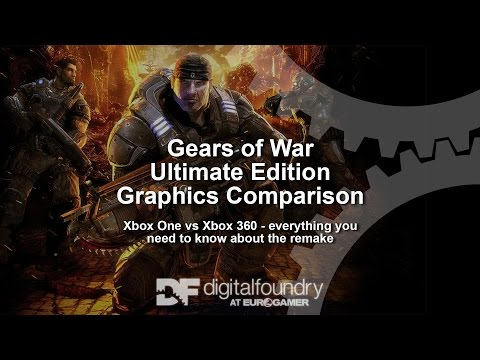 Gears Of War Ultimate Edition: Xbox One Vs Xbox 360 Graphics Comparison/Analysis