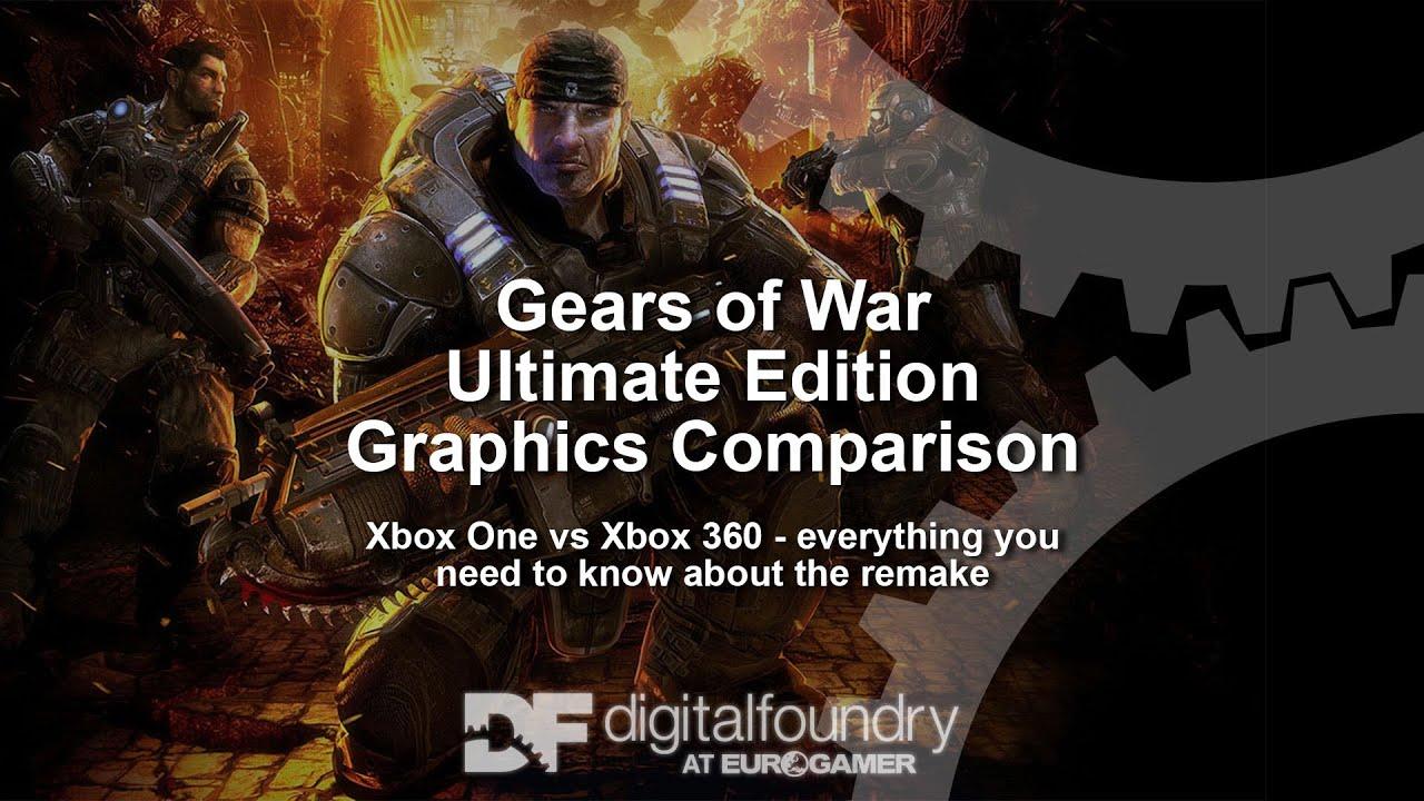 comparison of war Gears of war 3 comparison - xbox one x vs xbox one s - duration: 5:09 resero 12,525 views 5:09.