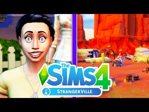 STRANGERVILLE CAN BE LIVED IN, PLAYABLE MILITARY CAREER + MORE // THE SIMS 4 NEWS & INFO