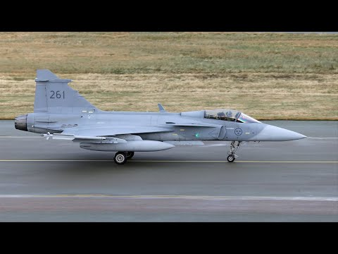 Sweden Offers Gripen Jets to Croatia