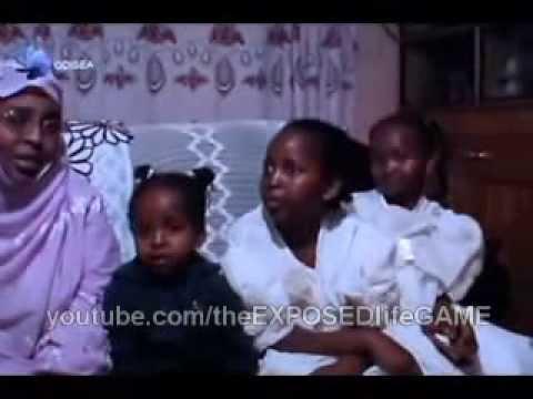 CIRCUNSICIÓN FEMENINA  ablación a niñas en Somalia